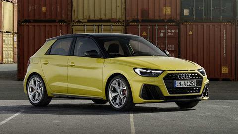 Nové Audi A1 Sportback je už v predaji