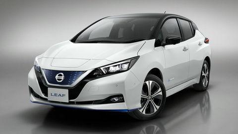 Vylepšený Nissan Leaf je rýchlejší a na jedno nabitie prejde viac
