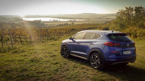 Pozrite si zmeny, ktorými prešiel Hyundai Tucson v rámci faceliftu