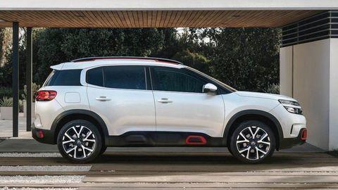 Citroën C5 Aicross prichádza na slovenský trh s cenou od 19 990 eur