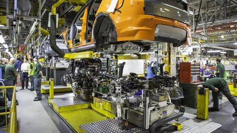 Land Rover Discovery Sport už vyrábajú