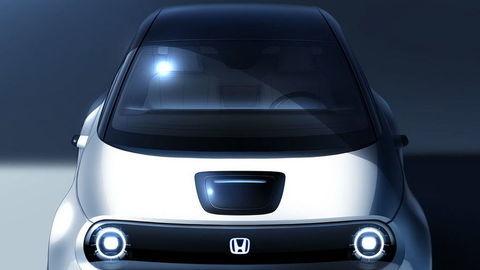 Honda dokončuje malý elektromobil