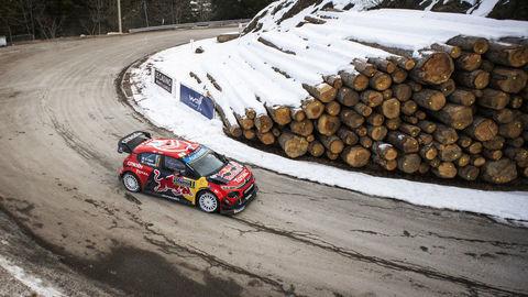 Rallye Monte Carlo vyhral šiestykrát Sébastien Ogier
