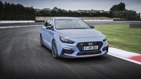 Hyundai i30 N - najpredávanejší hot hatch v roku 2018 na Slovensku