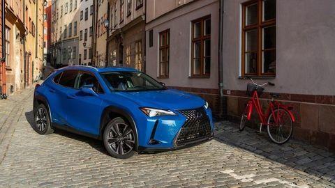 Lexus UX je v Japonsku hitom, u nás v predpredaji