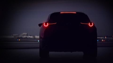 Mazda predstaví v Ženeve kompaktné SUV