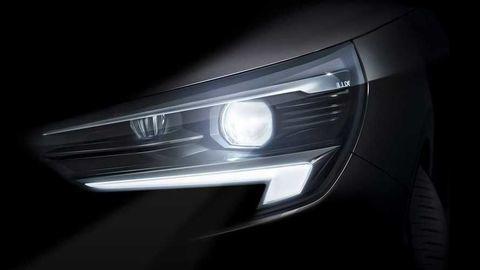 Nový Opel Corsa na prvom obrázku. Dostane inteligentné svetlá