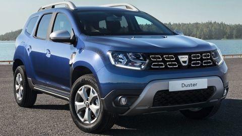 Dacia Duster 1.3 TCe zatiaľ iba s predným pohonom