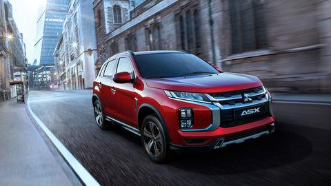 Mitsubishi odhalilo modernizované ASX, na Slovensko dorazí v septembri