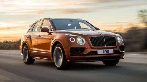 Bentley odhalilo najrýchlejšie sériové SUV na svete