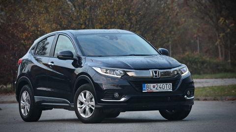 Honda HR-V 1,5 i-VTEC: Stále dobrá