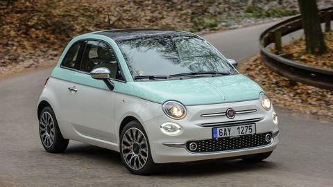 Fiat 500 1.2 Collezione: Stále mladá