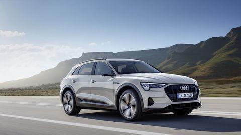Za Audi e-tron si na Slovensku priplatíte viac než v Nemecku