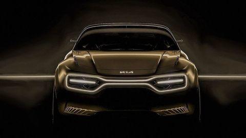 Kia ukáže koncept elektrického auta