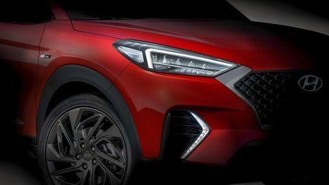 Hyundai N-Line bude aj SUV