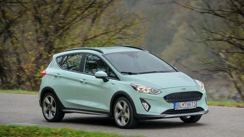 Ford Fiesta 1.0 EcoBoost ST line: Fiesta, trošku iná