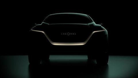 Aston Martin vyvíja elektrické SUV