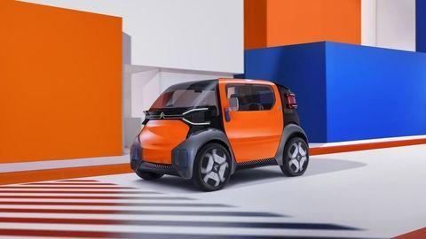 Pokračovateľ tradicie: Citroën Ami One