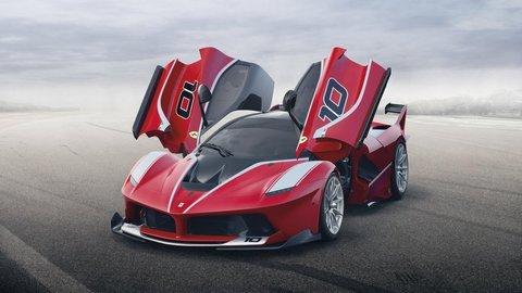 Ferrari uvedie jedinečný superšportiak