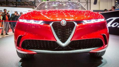 """Alfa Romeo Tonale je """"Stelvio junior"""" s technikou od Jeepu"""