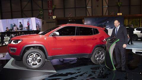 Jeep Renegade, Compass Plug-in hybrid: S hybridom do terénu