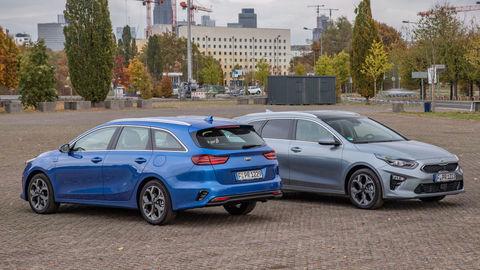 Kia Ceed dostane plug-in hybridnú techniku už na jeseň