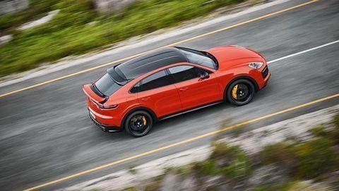 Porsche odhalilo štýlový Cayenne Coupé