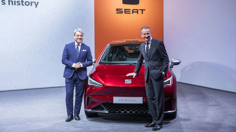 Seat uvedie do roku 2021 až 6 elektrifikovaných modelov