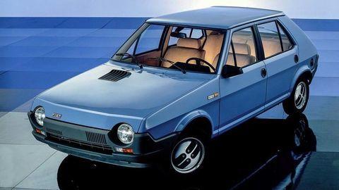 Prelomový Fiat Ritmo navrhol Sergio Sartorelli