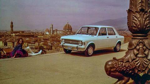 V roku 1969 prišiel Fiat 128, stal sa inšpiráciou