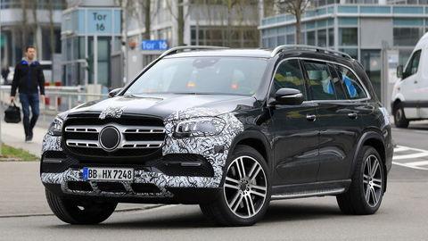 Nový Mercedes-Benz GLS už o týždeň