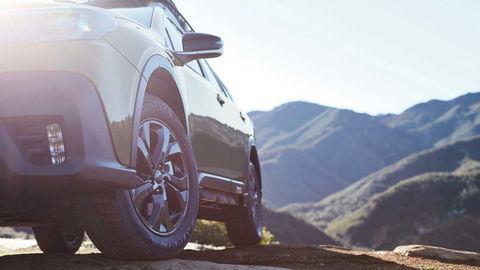 Subaru avizuje úplne nový Outback