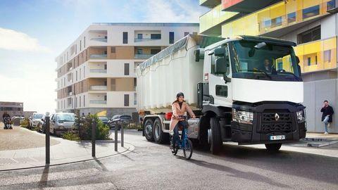 Renault Trucks ďalej rozvíja aktívnu bezpečnosť