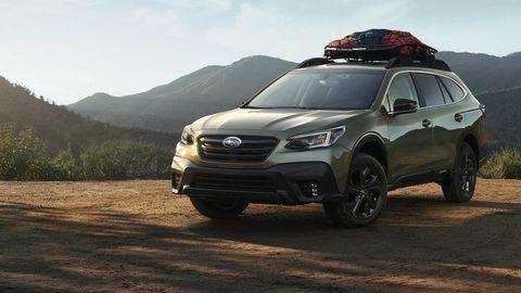 Subaru ukázalo celkom nový Outback, má vodeodolné čalúnenie