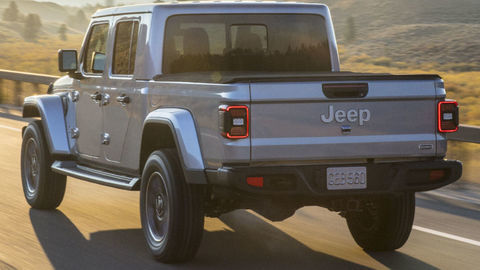 Jeep Gladiator prichádza do Európy, premiéru absolvuje v júli