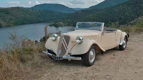 Automobilka Citroën má 100 rokov