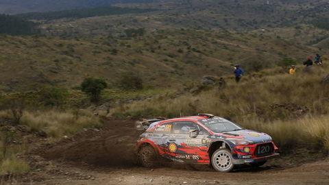 Argentínsky dvojitý triumf pre Hyundai