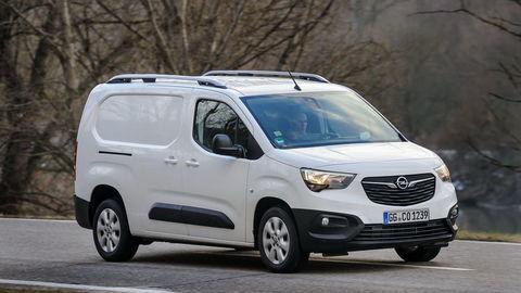 Opel Combo Van XL 1.5 CDTi: Dodávkové auto roka, tiché a komfortné