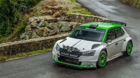 Nová Škoda Fabia R5 už môže pretekať