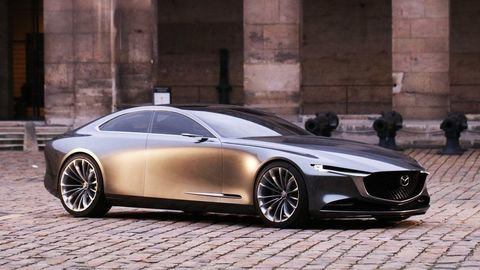 Mazda avizuje nástup radových šesťvalcov