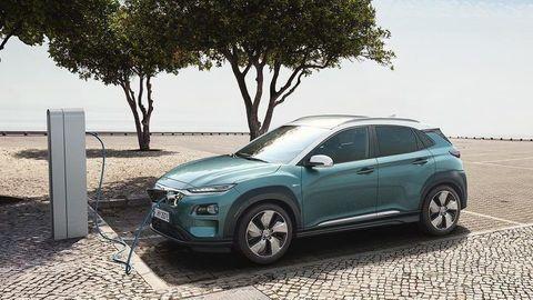 Modernizovaný Hyundai Kona Electric nabijete rýchlejšie