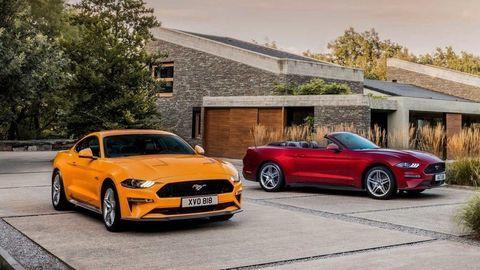 Ford Mustang má 55 rokov