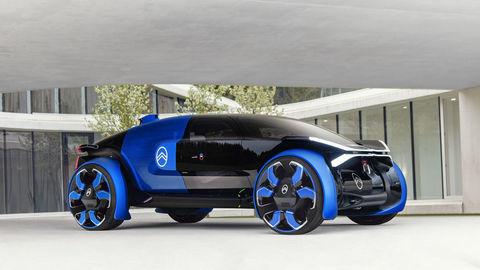 Citroën 19_19 je vízia rodinného auta budúcnosti