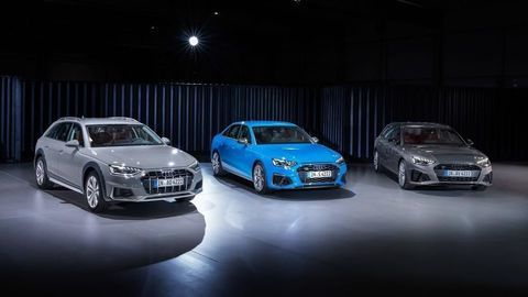 Audi A4 má za sebou rozsiahlu omladzovaciu kúru