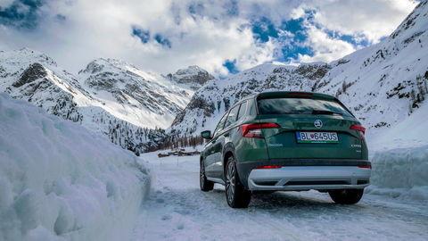 S Karoqom cez Alpy - Chamonix, Zermatt, Davos