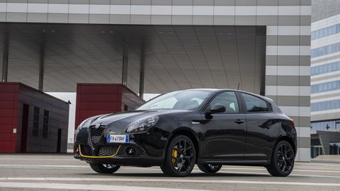 Alfa Romeo Giulietta je opäť aktuálnejšia
