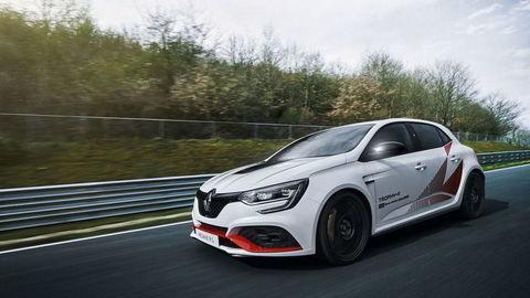 Nový Renault Mégane R.S. Trophy-R vytvoril rekord na Nordschleife