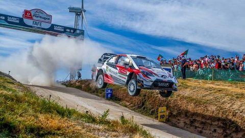 V Portugalsku na stupňoch víťazov najväčší rivali