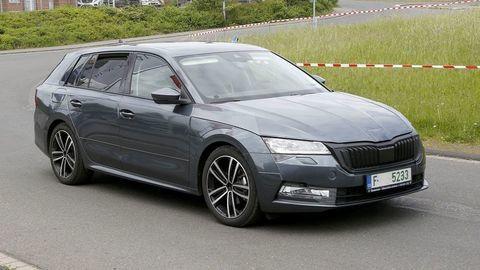 Nová Škoda Octavia 2020 môže vyzerať takto (doplnená fotogaléria)
