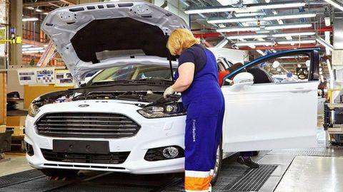 Ford sa sťahuje z Ruska